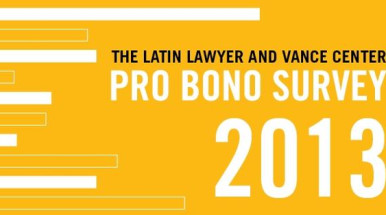 The Latin Lawyer and Vance Center pro bono survey