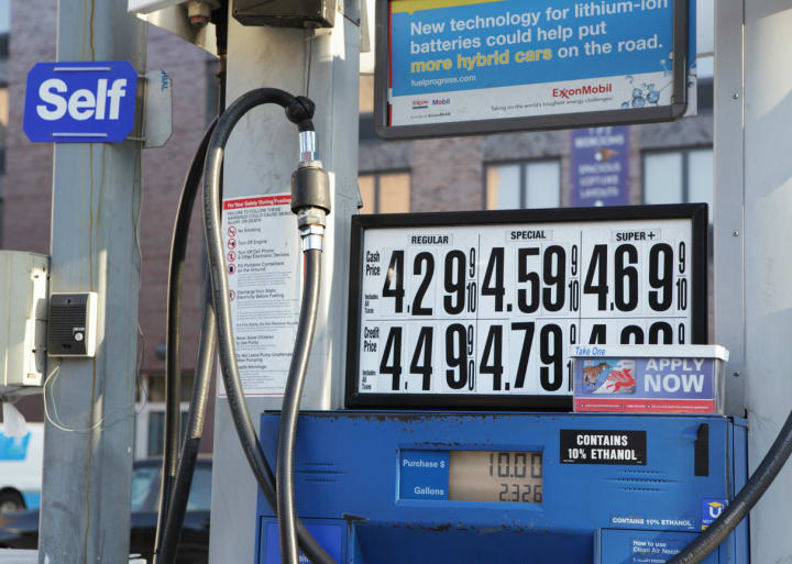 Cyprus fines ExxonMobil and distributors for RPM