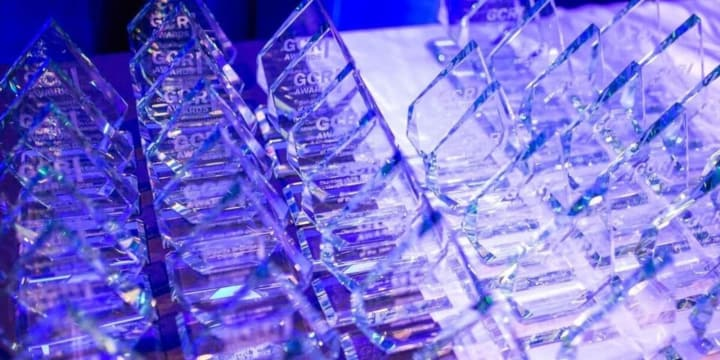 One week left to vote for GCR Awards