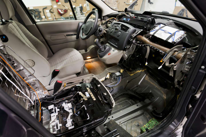 Court quadruples auto parts fine