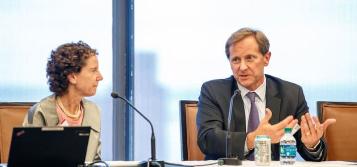 FTC will look at labour monopsony, Hoffman says