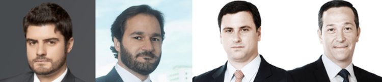 Brazilian firms announce new partners