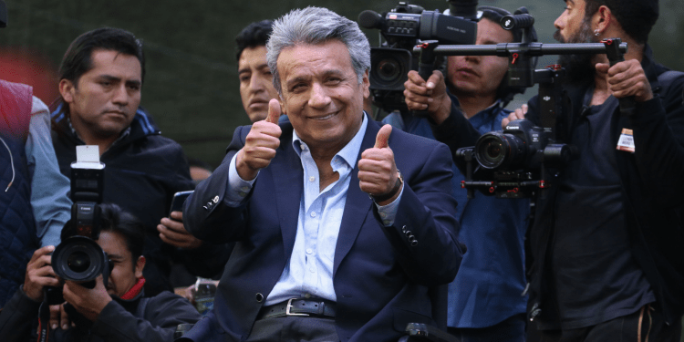Ecuador in treaty U-turn‎ under new leader