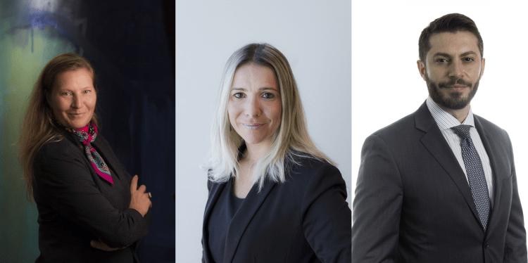Felsberg hire three partners, two from KLA