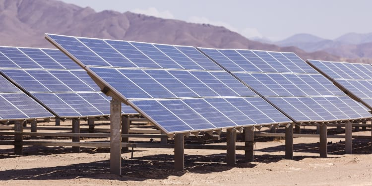 Mexican solar plant project gets financing