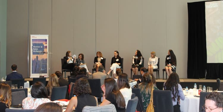 Baker McKenzie holds Mexican gender equality event