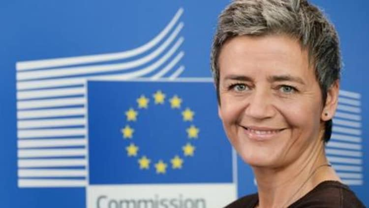 An interview with Margrethe Vestager