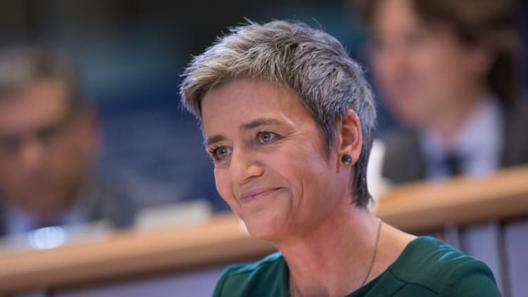 Google shopping remedies have had effect, Vestager says