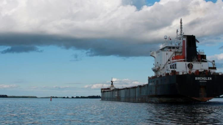 ACCC sinks marine freight deal