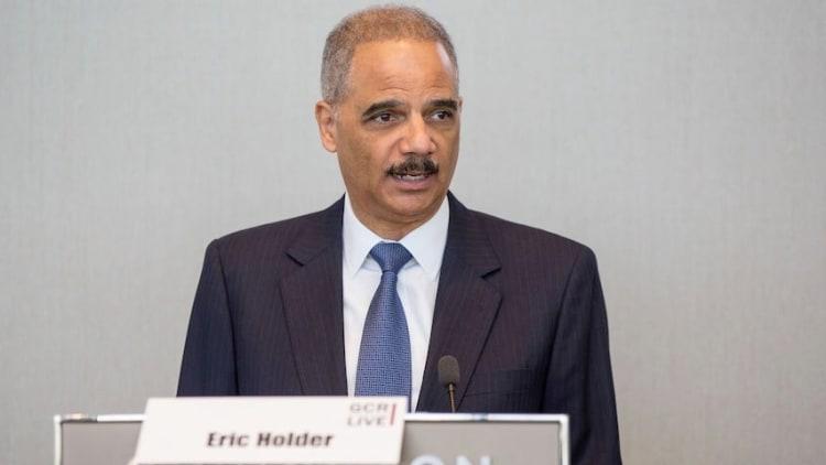 Cartel enforcement will survive 2016 election, says ex-US attorney general