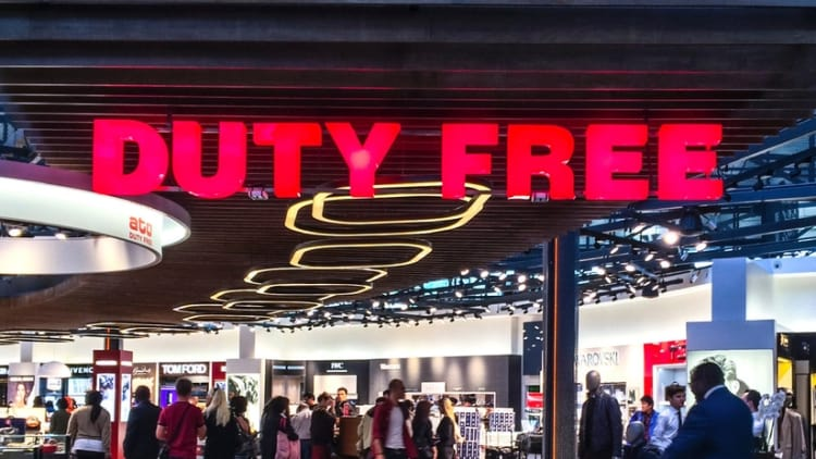 Korea exempts duty free cartel from fines