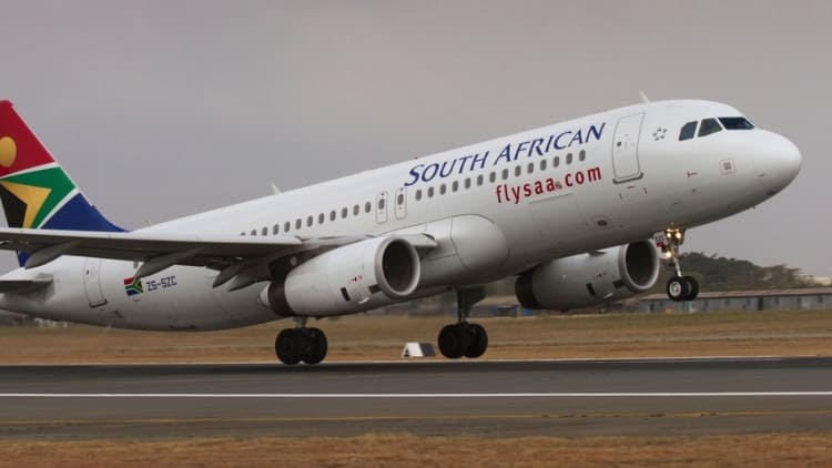 South African Airways loses follow-on claim