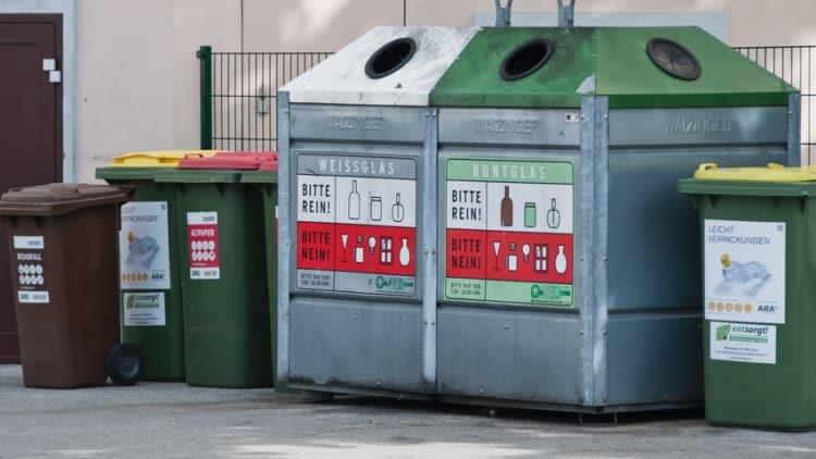 DG Comp treats trash collector as essential facility