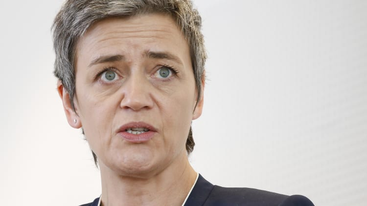 Vestager: data sharing as a remedy may be necessary