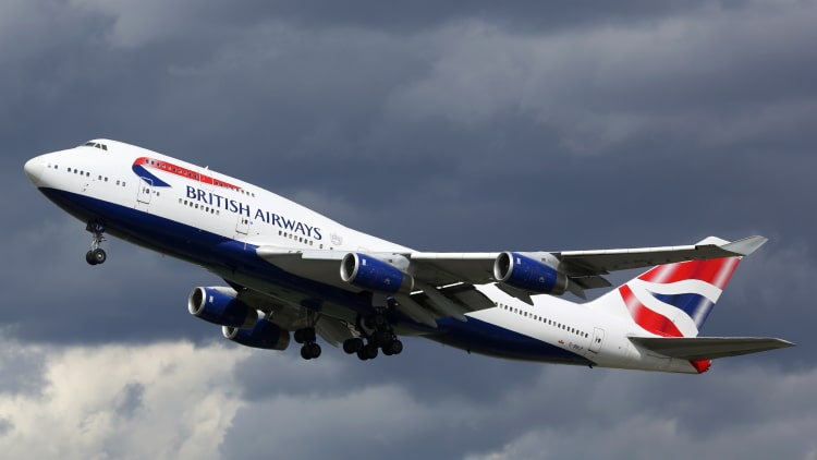 British Airways and DG Comp to square off again over air