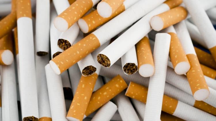 Australia blocks cooperation against illicit tobacco