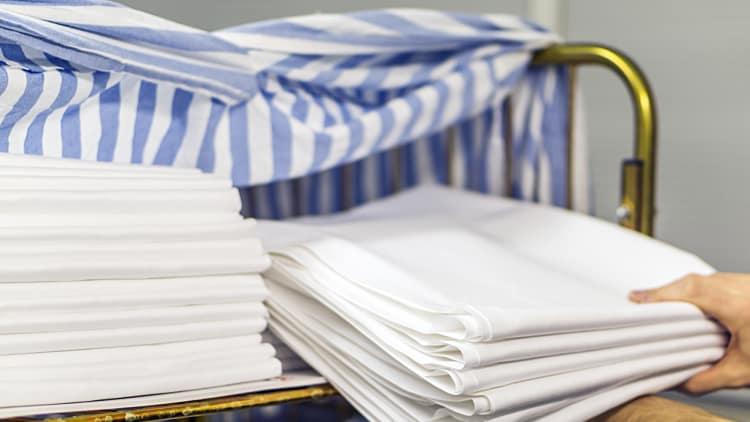 CMA fines laundry companies for market sharing