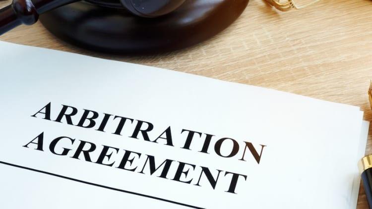 AT&T expert: arbitration resolves Shapiro's concerns