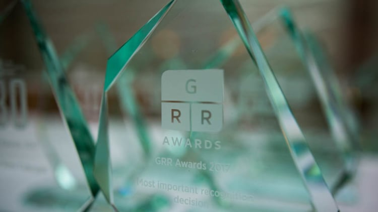 Nominations are open for the GRR Awards 2018