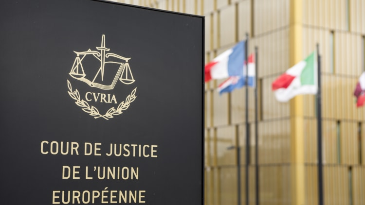 ECJ rejects damages claim against itself