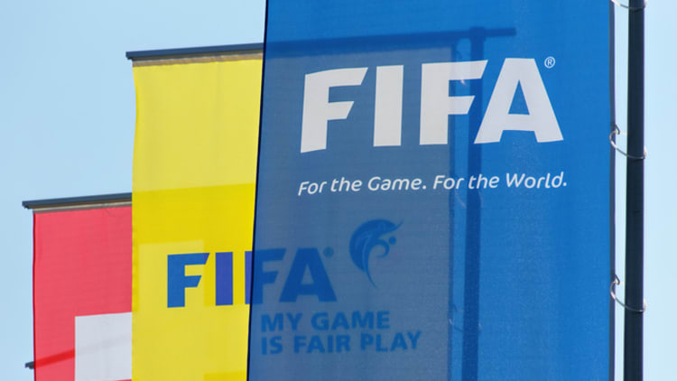 Egypt imposes interim measures on FIFA for World Cup TV rights