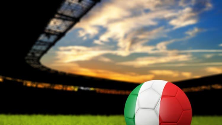 Italy fines football federation