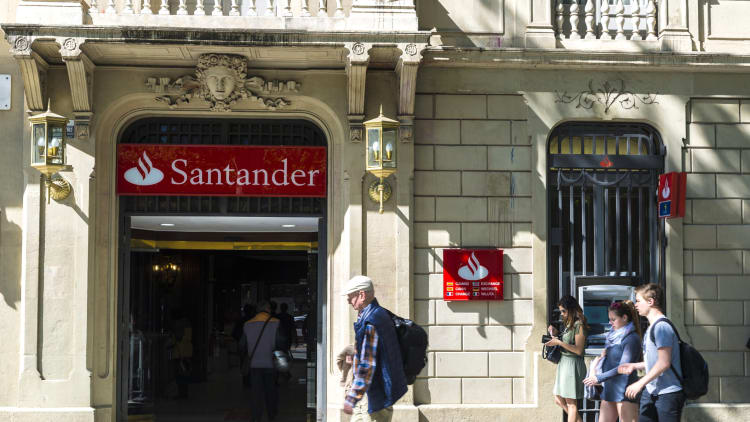 Chile blocks Santander/Servipag deal