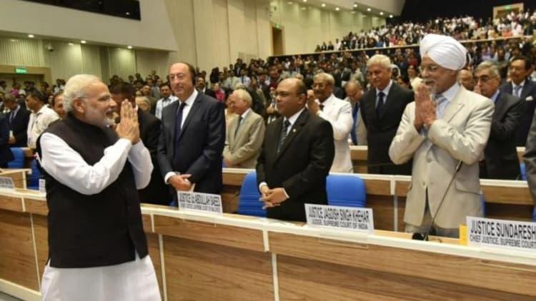 Modi makes institutional arbitration a priority