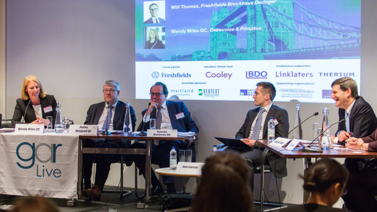 GAR Live Lookback: London - Do arbitrators make international law?