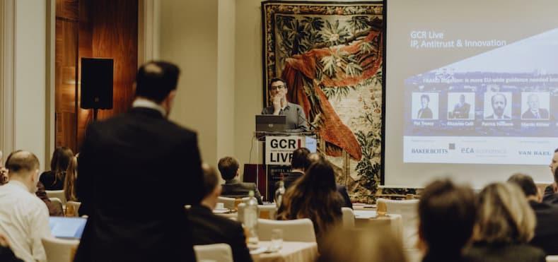 Tommaso Valletti at GCR Live IP & Antitrust