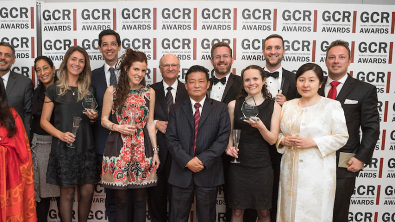 Dow/DuPont wins Matter of the Year at GCR Awards 2018