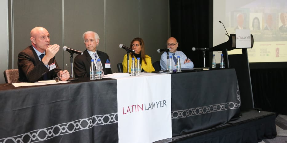 Pemex is back in the black, but PSCs are unpopular, agree speakers