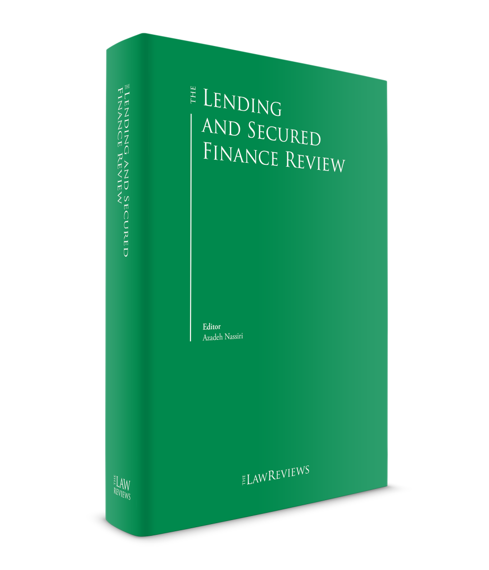 Germany The Lending And Secured Finance Review Edition 3 The