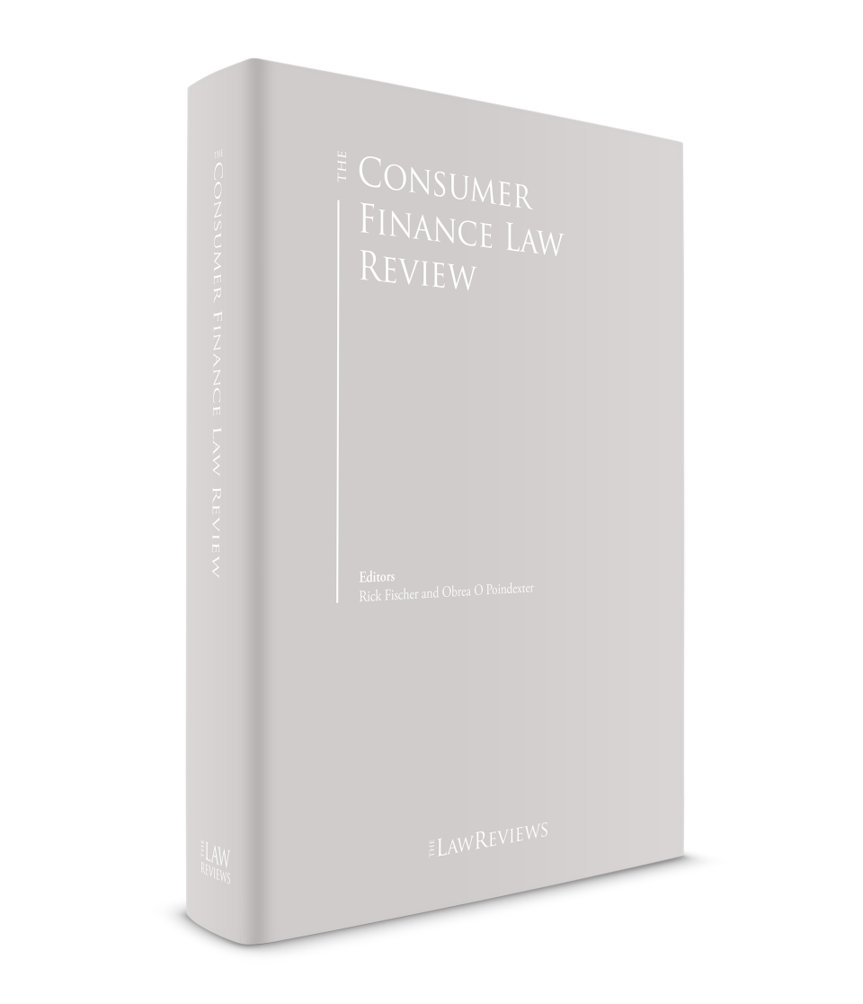 United Kingdom - The Consumer Finance Law Review - Edition 2 - The ...