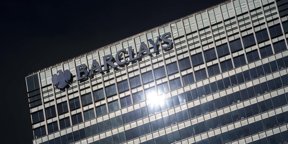 """Barclays bankers' conversations are """"unwitting confessions"""", court hears"""