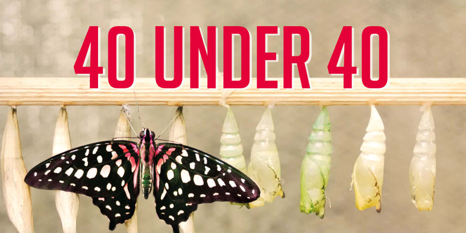 Introducing GRR's 40 Under 40