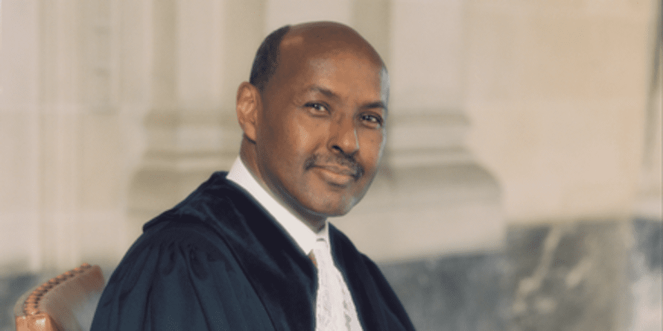 Africa must have more representation on tribunals, says Somali judge