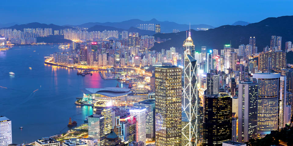 Hong Kong financial authority adopts UK-inspired cooperation guidelines