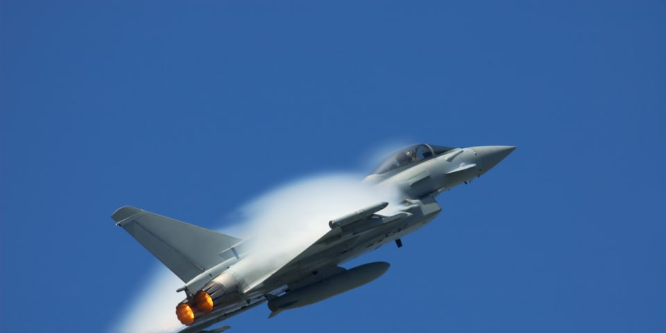 Airbus settles one piece of the Eurofighter investigation