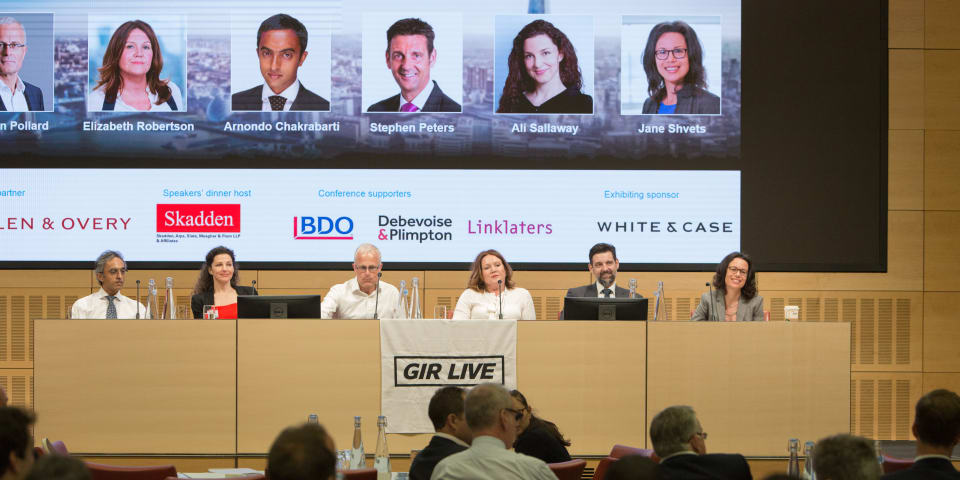 """GIR Live: Enforcement agencies get """"overexcited"""" about oral evidence"""