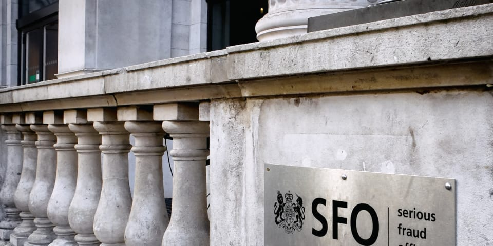 ENRC accuses SFO of mishandling privileged documents