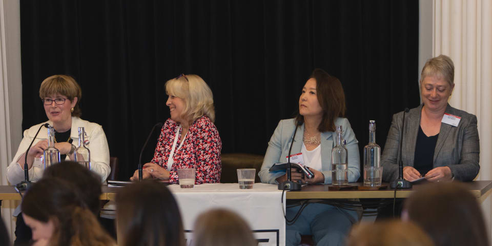 Women in Investigations conference - in pictures