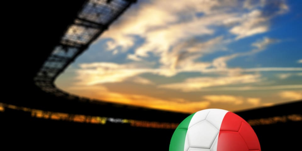 Italy fines football federation