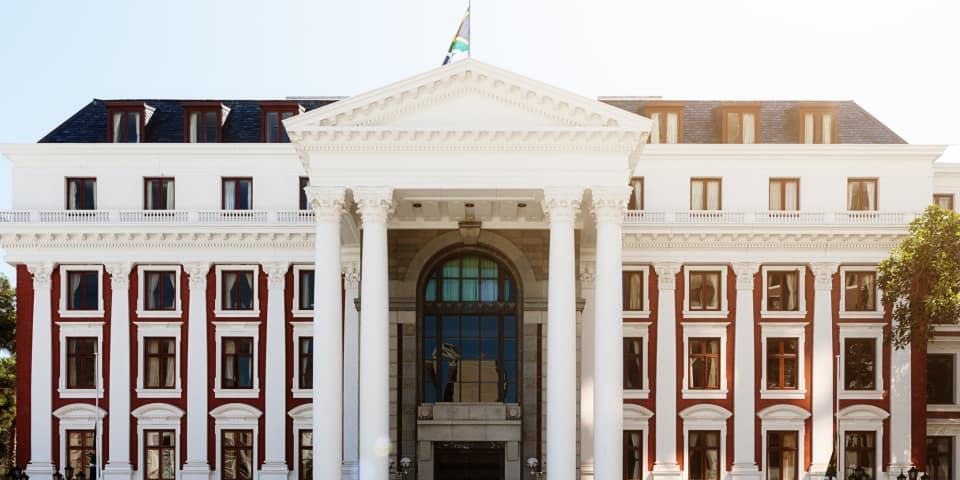 South Africa's parliament considers competition reforms