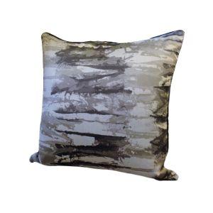 Zig Zag Floor Cushion - London Cushion Company Home Decor Services-2