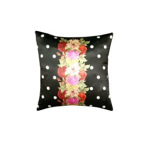 Luxury Silk Cushion 40 x 40cm - London Cushion Company, Battersea