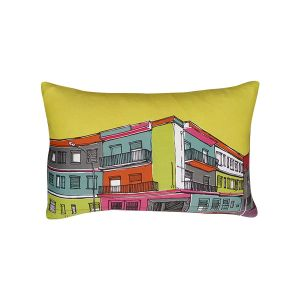 Decorative Throw Pillow - London Cushion Company, Wandsworth