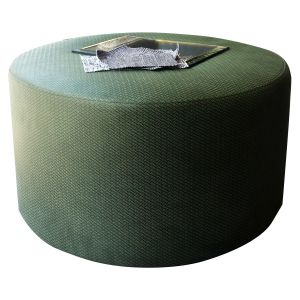 Cocktail Ottoman - Soft Furnishings by London Cushion Company Ltd
