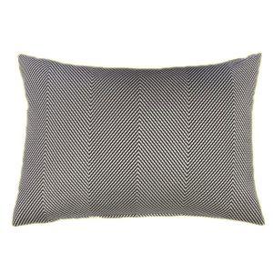 Rectangular Herringbone Cushion - Elegant and chic decoration to your lounge.