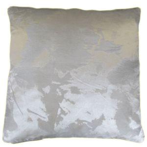 Silver Square Cushion - Decorate Your Sofa with LCC's Made to Order Cushions